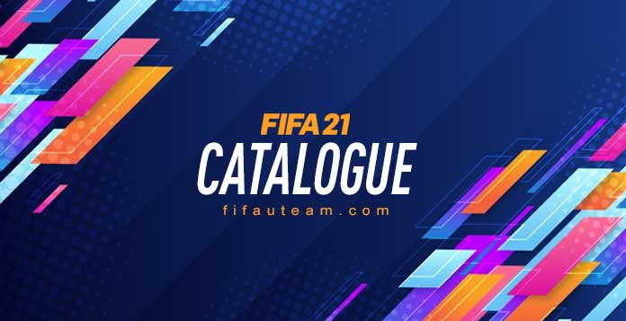 Catálogo EAS FC para FIFA 21