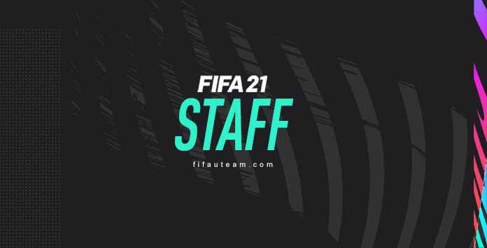 Comissão Técnica para FIFA 21