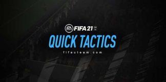 áticas Rápidas para FIFA 21
