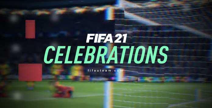 Comemorações de FIFA 21
