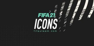 Ícones de FIFA 21
