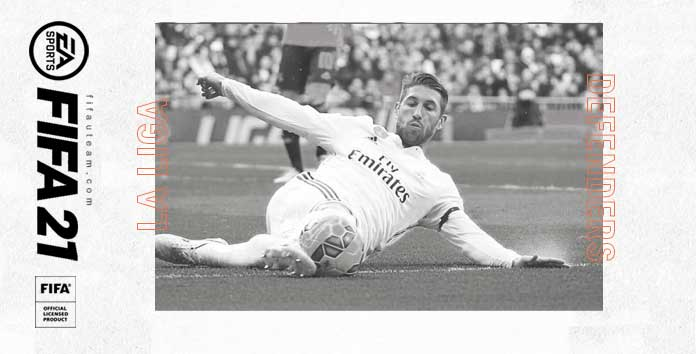 Defesas da LaLiga para FIFA 21