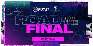 Rumo à Final - FIFA 21