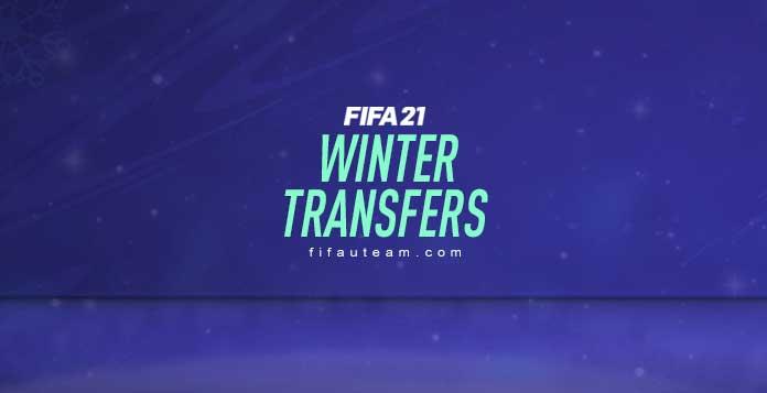 Lista Completa de Transferências de Inverno de FIFA 21