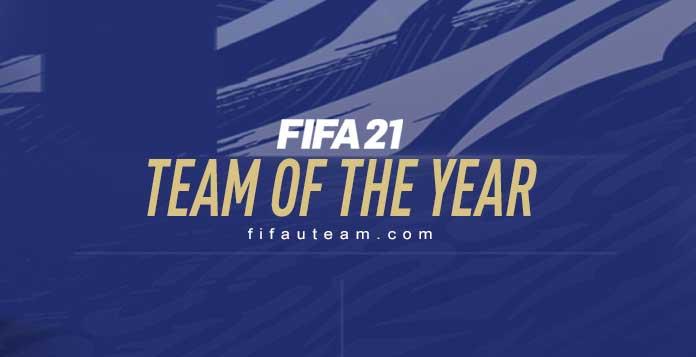 Equipa do Ano de FIFA 21
