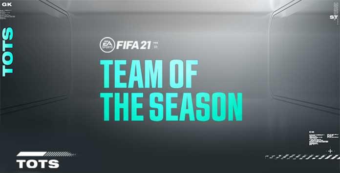 TOTS de FIFA 21