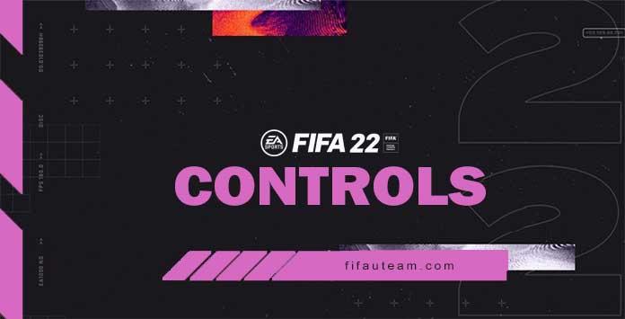 Controlos de FIFA 22