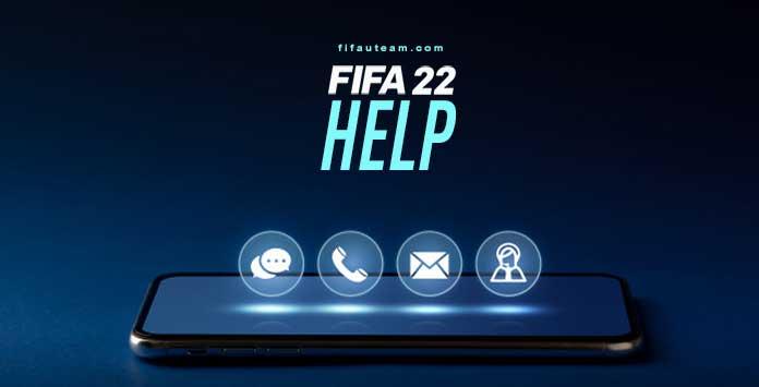 Ajuda para FIFA 22