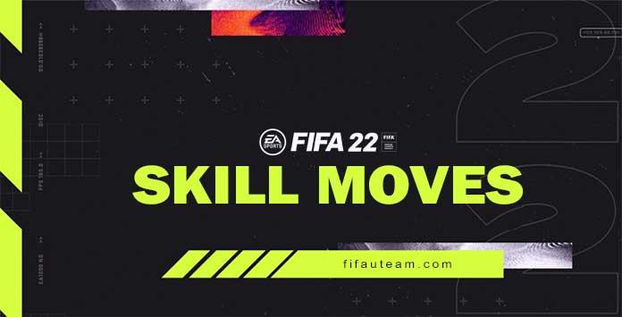 Fintas e Movimentos Técnicos de FIFA 22