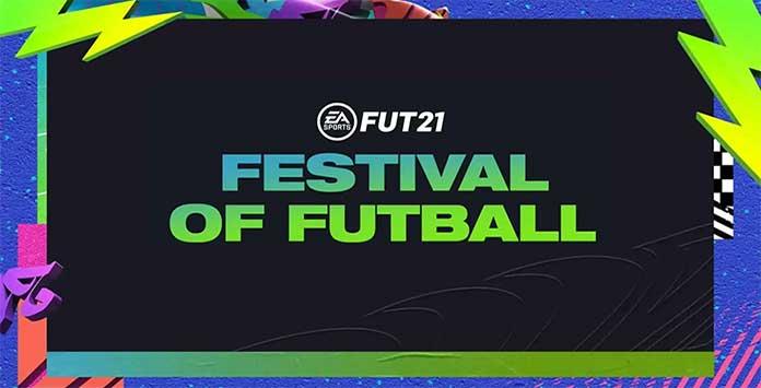 Festival de Futebol de FIFA 21
