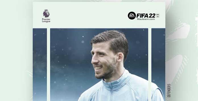 Defesas da Premier League para FIFA 22