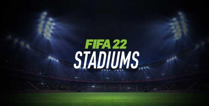Estádios de FIFA 22