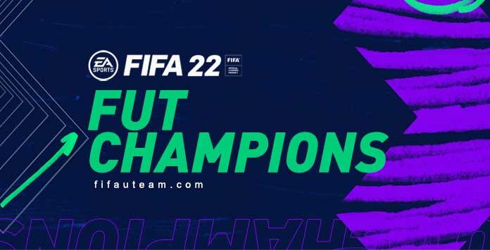 FUT Champions para FIFA 22