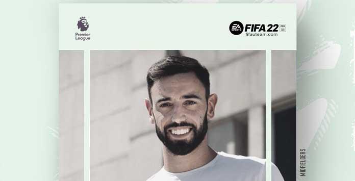 Médios da Premier League para FIFA 22
