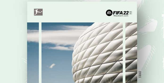 Bundesliga para FIFA 22 Ultimate Team