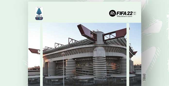 Serie A para FIFA 22