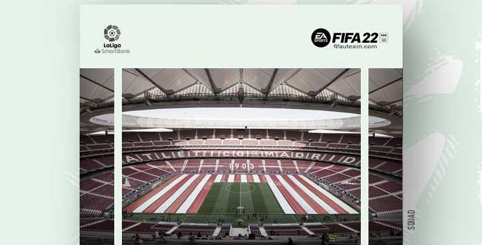 La Liga para FIFA 22