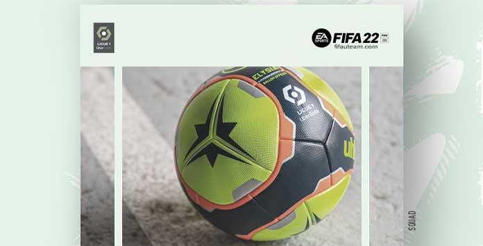 Ligue 1 para FIFA 22