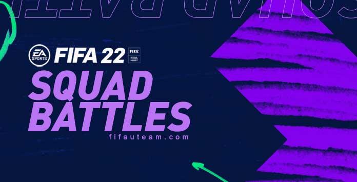 Squad Battles de FIFA 22